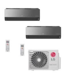 Ar Condicionado Multi-Split LG ArtCool Inverter 18.000 BTU/h