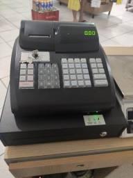 Título do anúncio: Vendo caixa registradora Quanton BR-1010G com bateria interna