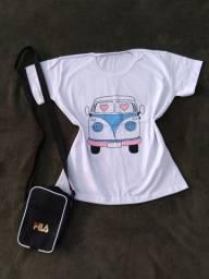 Tshirt camiseta feminina