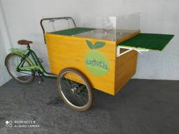 Título do anúncio: Food Bike Novíssima Nunca Usada