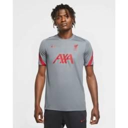Camisa Liverpool s/nº Training 20/21 Masculina