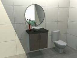 Título do anúncio: Gabinete para banheiro