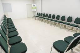 Aluguel de espaço para reuniões, treinamentos e eventos