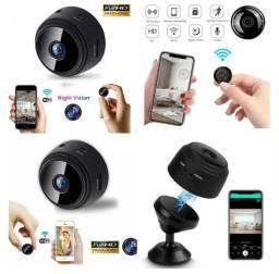 Título do anúncio: Mini câmera espiã A9