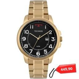 Relógios Technos Dourado