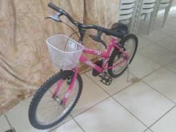 Título do anúncio: Bicicleta cairo star girl aro 20
