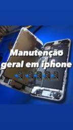 Assistência técnica especializada em iPhone