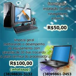 Título do anúncio: Assistência técnica especializada (Preços promocionais!)