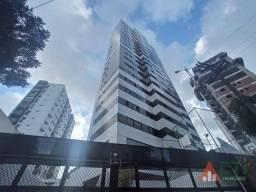 Apartamento com 2 dormitórios para alugar, 59 m² por R$ 1.700,00/mês - Casa Amarela - Reci