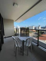 Título do anúncio: Apartamento com 3 dormitórios para alugar, 101 m² por R$ 2.800/mês - Jardim Oceania - João