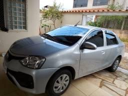 Título do anúncio: Toyota Etios X
