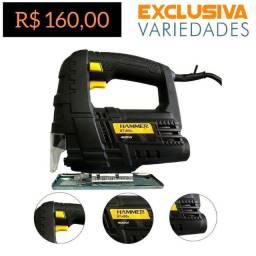 Serra Tico Tico 400W Hammer + Entrega Grátis