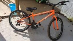 Bike tamanho médio