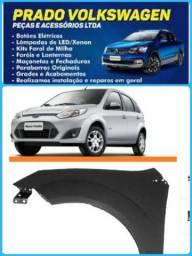 Título do anúncio: Paralama Dianteiro Do Ford FIESTA Ano 2011 até 2015 Novo fazemos entrega