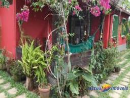 Charmoso sítio à venda, casa principal com 4 quartos, lazer, terreno com 5.000 m², Santa R