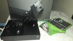 Vende-se Xbox one x