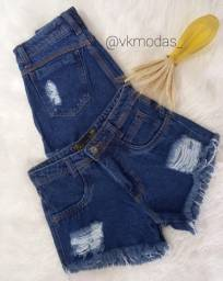 Short Jeans e Cropped