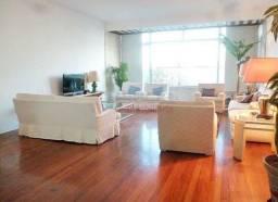 Título do anúncio: Apartamento com esplêndida vista frontal para a praia de Ipanema! São 209m² no melhor ende