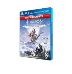 Horizon Zero Dawn Complete Edition para PS4 - Guerrilla<br>- Novo/Lacrado<br>