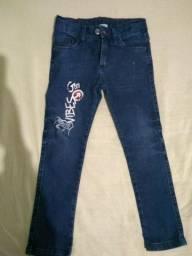 Título do anúncio: Calça jeans infantil menino