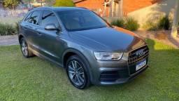 Título do anúncio: Audi Q3 2.0 Turbo 2018 - Única no Brasil