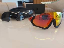 Óculos  modelo FLIGTH JACKET troca lentes