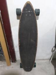 Skate Long Usado c/ Abec-15 novo