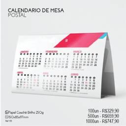 Título do anúncio: Calendario de mesa personalizado 2022