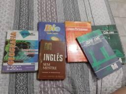 Doação de 7 livros