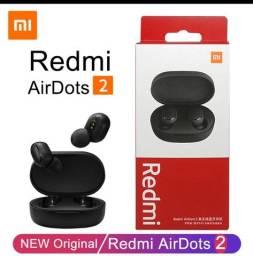 Título do anúncio: Fone de ouvido sem fio Xiaomi Redmi Air Dots 2