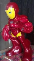 Boneco raro Iron Mam importado USA 28cm falante.
