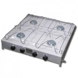 fogão de mesa 4 bocas (gás)