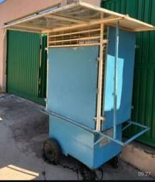 carrinho  pra camelô