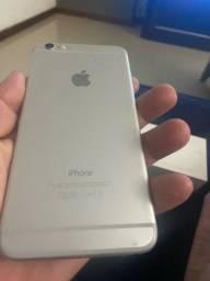 Título do anúncio: IPhone 6 Plus 128gb perfeito + caixa