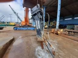 Rompedor Hidraulico Doosan DXB 170H - Semi Novo