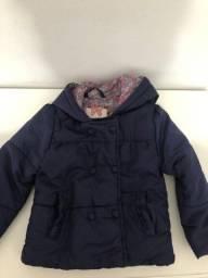 Vendo casaco nylon