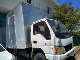 Troco JAC T140 por Renault Master pago diferença