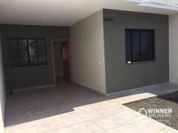 Casa com 2 dormitórios à venda, 58 m² por R$ 142.000,00 - Jardim Kakimori - Floresta/PR