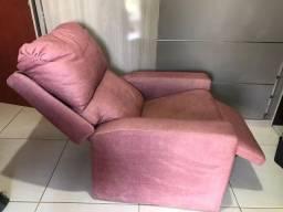 poltrona reclinavel amamentação