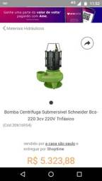 Bomba submersivel