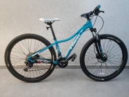 Trek Skye com upgrade Deore 2x10