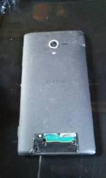 Sony Xperia ZQ: Entrada carregador quebrada
