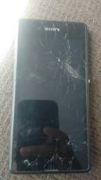 Sony Xperia (Modelo do aparelhonas fotos )