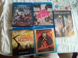 Blu Ray e Dvd