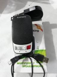 Adaptador bluetooth celular para carro