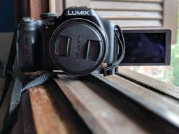 Lumix Fz150 Panasonic Camera Semi-profissional LCD FLEX super zoom