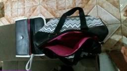Bolsa + carteira novo