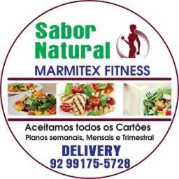 Marmita Fitness e Low Carb (12 Reais)