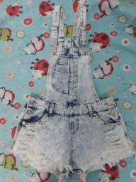 Macaquinha Jeans