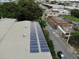 Energia Solar Fotovoltaica 280 kw/h Instalado R$12.790,00